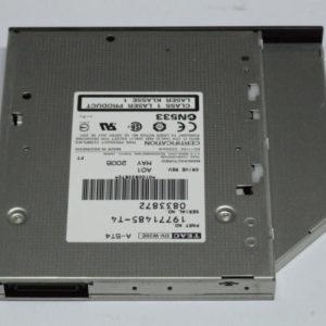 17.Unitate optica laptop - DVD-RW |SATA|DV-W28E | 19771760-91